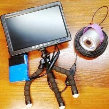 Самодельные камеры