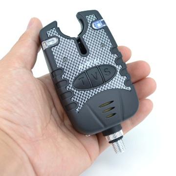 Электронный сигнализатор поклевки Hirisi 2 шт. (свет / звук)