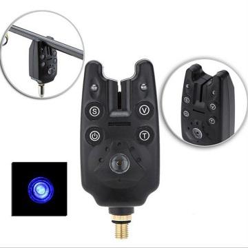 Электронный сигнализатор поклевки VKTECH (свет / звук)