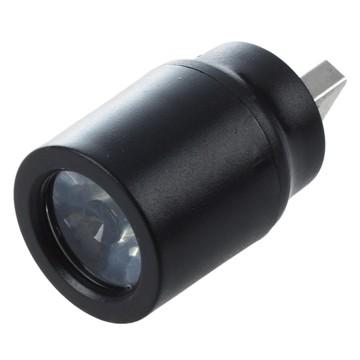 Простой USB фонарь с кнопкой включения (дешево и сердито)