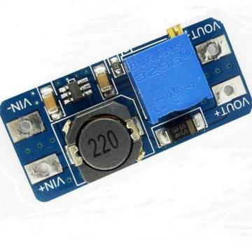 Преобразователь повышающий МТ3608 вх. 2-24V вых. 28V ток 2А