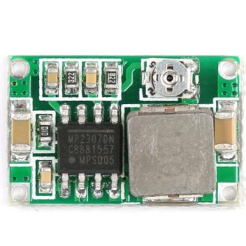 Понижающий преобразователь MINI 360 вх. 4.75-23V, вых. 1,0-17V ток 3А