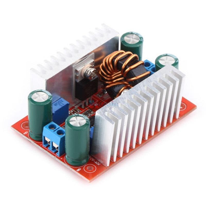 Преобразователь повышающий вх. 8,5-50V вых. 10-60V 15А 400W
