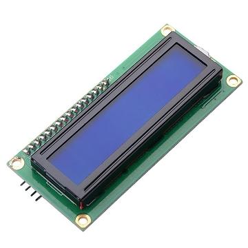 ЖК - дисплей для Arduino