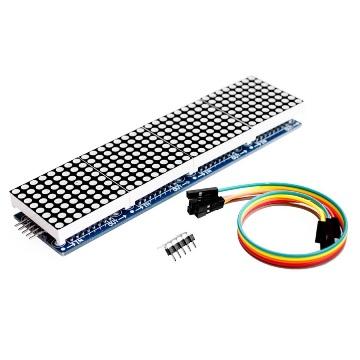 Матричный Led модуль для Arduino