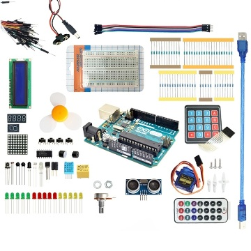 Набор с Arduino Uno