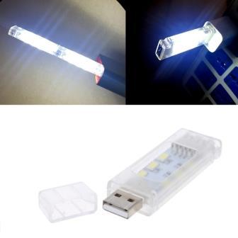 USB фонарь проходной / составной