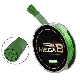 Шнур KastKing Mega8 Super Strong 274 м 8 нитей