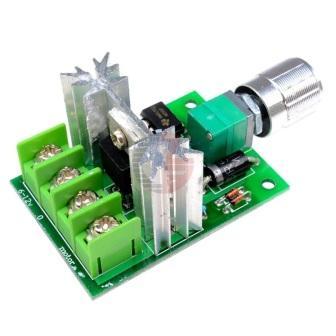 ШИМ контроллер 6-12 вольт, 6 ампер