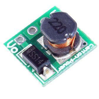 Преобразователь повышающий вх. 0,9 -5V вых. 5V