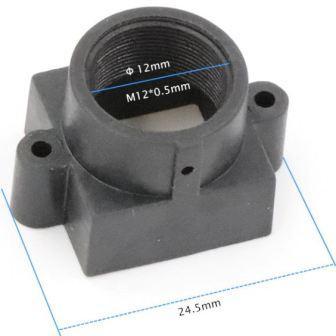 Крепление объектива ПЛАСТИК без ИК фильтра