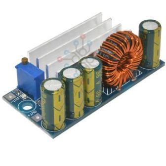 Стабилизатор напряжения вх. 4-30 В, вых. 0,5-30 В ток 4А