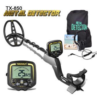 Металлоискатель TX-850 профессиональный