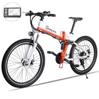 Электровелосипед Sheng milo 48В 500Вт