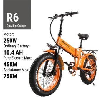 Электровелосипед Keeper&Jim 250 Вт