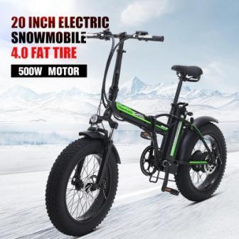 Электровелосипед Sheng milo 500 Вт