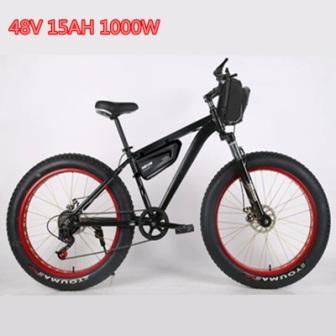 Электровелосипед 1000 Вт