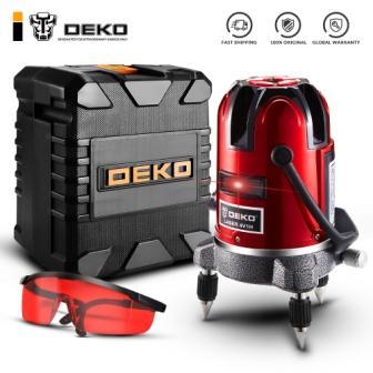 Лазерный уровень DEKO