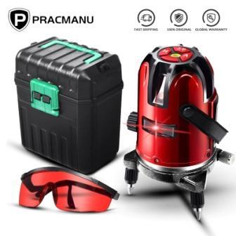 Лазерный уровень PRACMANU