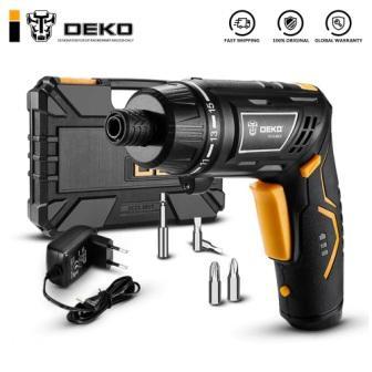 Электроотвертка DEKO DCS3.6DU2