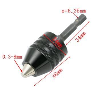 Мини патрон 0,3-8 мм