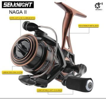 Катушка SeaKnight Naga 2000 - 5000